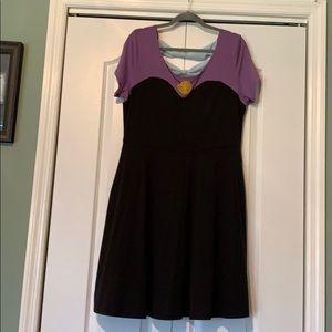 Hot Topic Ursula Dress